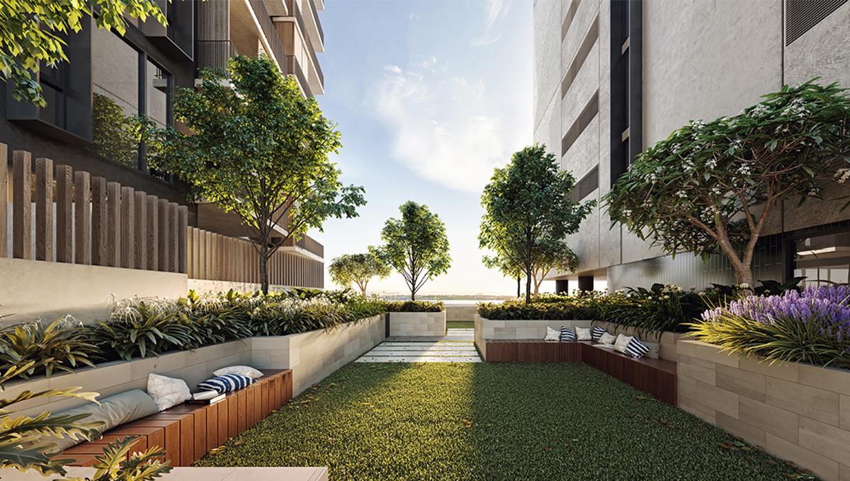 Apartman ve Site Bahçeleri Peyzaj Uygulama