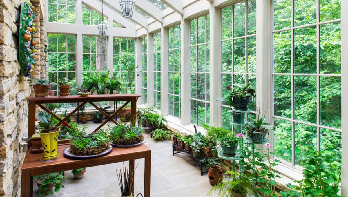 Kış Bahçeleri Peyzaj Uygulama